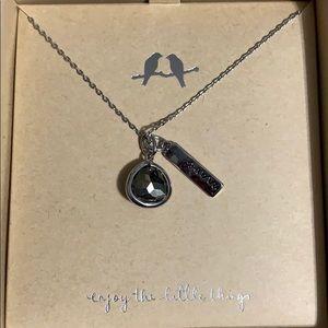 C+I Brave Charm Necklace
